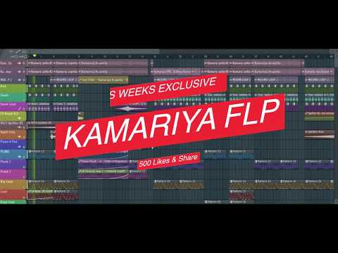 Kamariya DJ Tushar Ft DJ Maneesha Free FLP Download