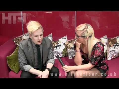 Patrick Stump Interview Part 1 - London - October 2011