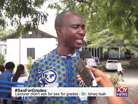 Download #SexForGrades: Lecturer didn't ask for sex for grades -  Ishaq Isah