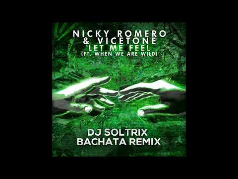 Nicky Romero & Vicetone Ft. When We Are Wild - Let Me Feel (DJ Soltrix Bachata Remix)