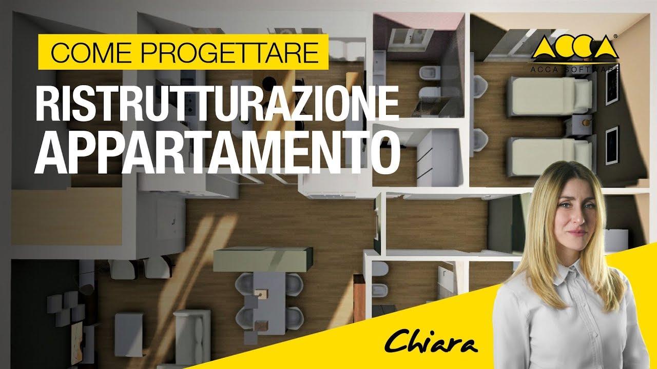 Come fare il progetto di ristrutturazione di un for Progetto ristrutturazione appartamento