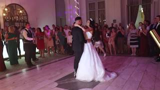 Brooke and Scott Wedding Highlight Video in Wynyard Hall, Stockton