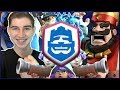 Three Musketeer Bait: Will it Work? - Clash Royale League Challenge