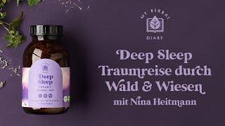 Deep Sleep Traumreise Mit Nina Heitmann Youtube
