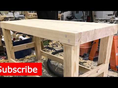 Diy WorkBench Build | Workbench ideas and designs