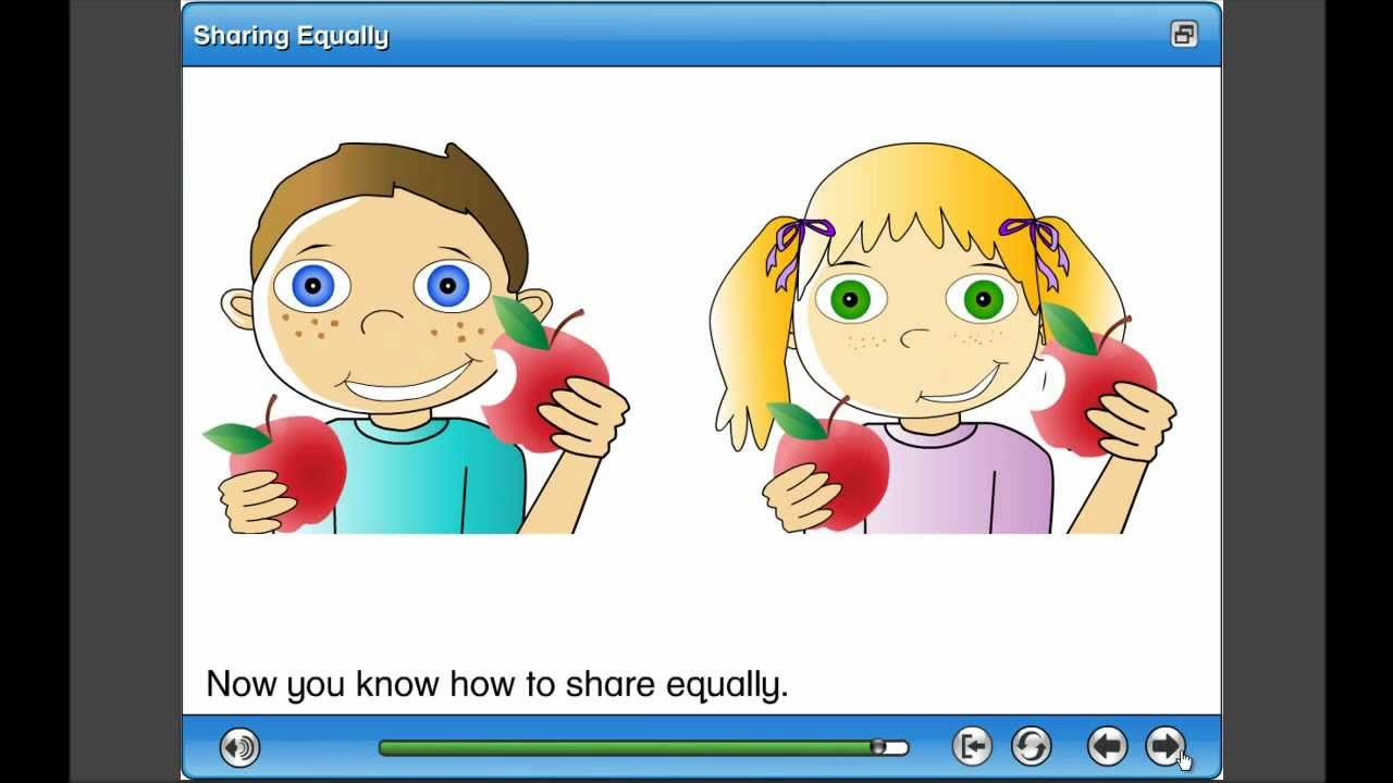 Kids Stories Clipart