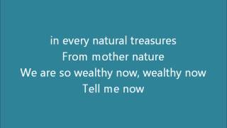 fergie- Paradise lyrics