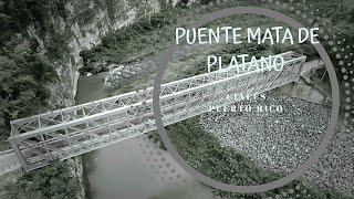 Puente Mata de platano /Ciales Puerto Rico #puertorico #turisteomaximo #ciales