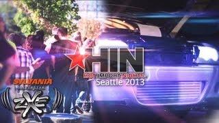 Sylvania & Hot Import Nights 2013   Seattle