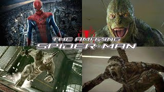 THE AMAZING SPIDER-MAN GAME - ALL BOSS BATTLES (Super Hero Difficulty)