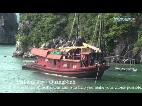 Vietnam Tourism Travel Review - All Vietnam Tourist Places by SinhCafe Vietnam Opentour