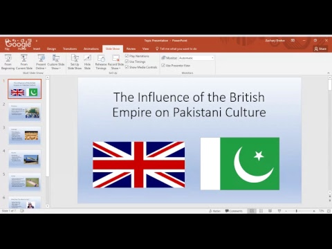 British Influence on India