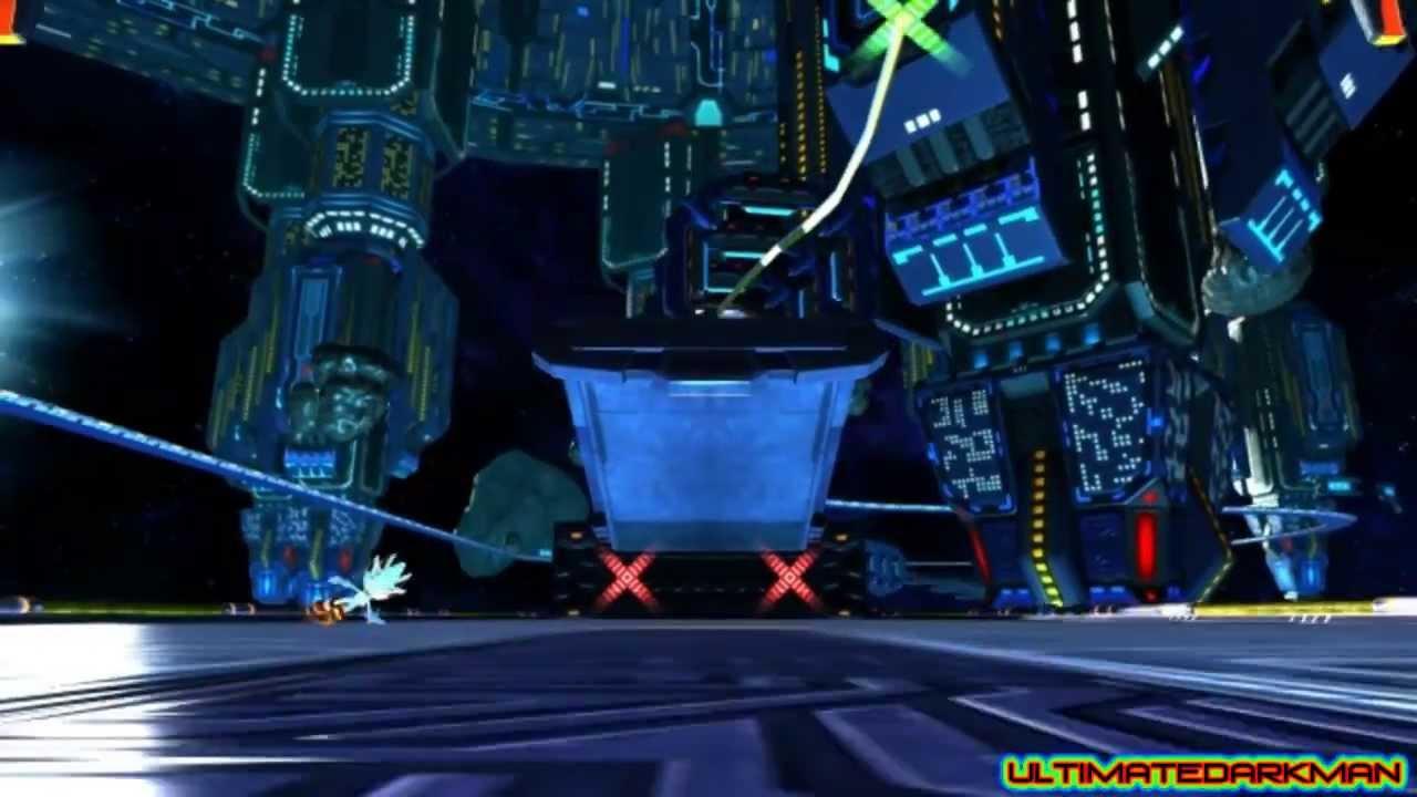 Sonic Generations - Hyper Shadic Release - YouTube