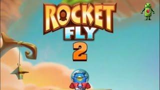 Rocket Fly 2 iOS Gameplay HD