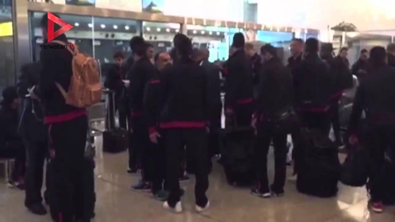 الوطن المصرية: كواليس سفر بعثة الأهلي إلي دبي