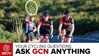 How To Prevent Punctures | Ask GCN Anything About Cycling