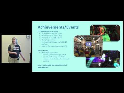 Chapters Fast Forward - Washington DC ACM SIGGRAPH (SIGGRAPH 2017)