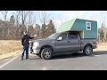 Homemade Truck Camper Project Part 1 - Extras