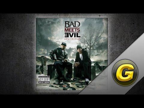 Bad Meets Evil - Echo (feat. Liz Rodriguez) (Bonus Track)