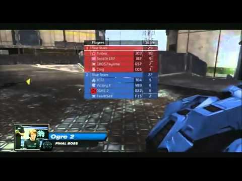 Halo 3: Classic vs Final Boss MLG Orlando Championship