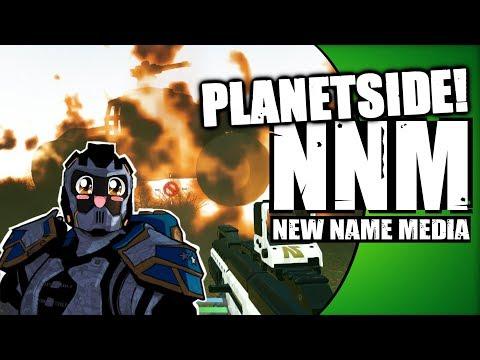 Planetside 2 Funny Montage: Nerf Koala