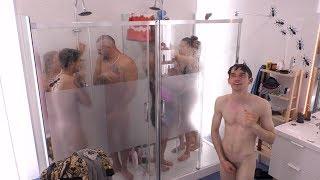 Szalona impreza skończyła się wspólnym prysznicem! [Big Brother]