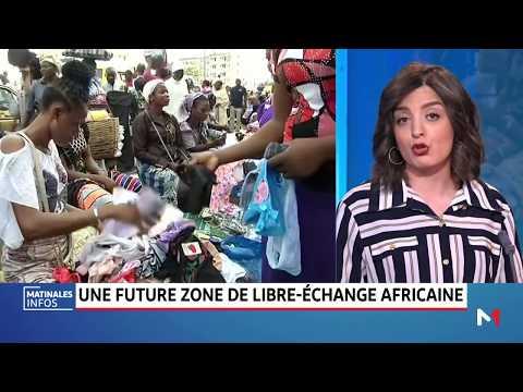 Maroc: l'accord sur la zone de libre-échange continentale signé