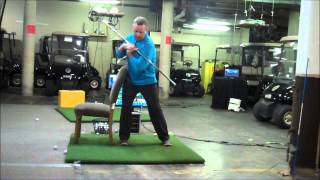 Indoor Golf Drills