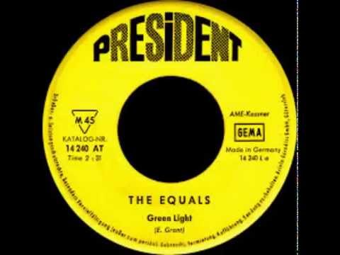 the EQUALS - Green Light