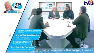 PAF – Patrice Carmouze and Friends – Emission du 6 mars 2020