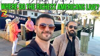 Где отдыхают богатые в Америке | Cape Cod | MA