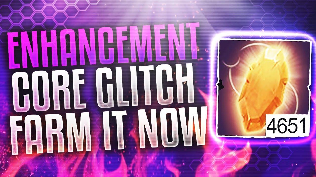 Destiny 2 - DOUBLE ENHANCEMENT CORES GLITCH! (Farm This Now)