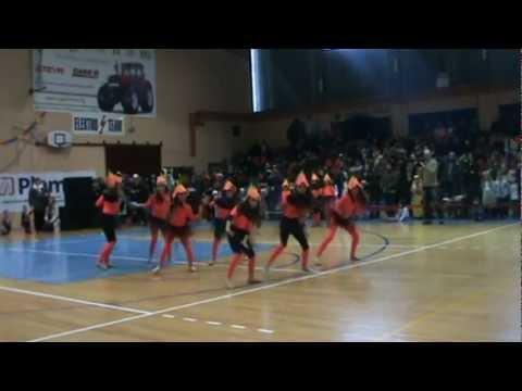 maškare plesni studio marine mihelčić požega 2013
