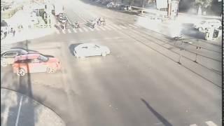 Безумие на дорогах РФ