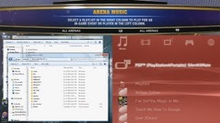 NBA 2K13 | How to Get Custom Arena Music (PS3)