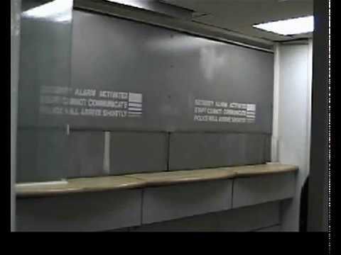 Fast Rising Security Screens In Uk Banks Youtube