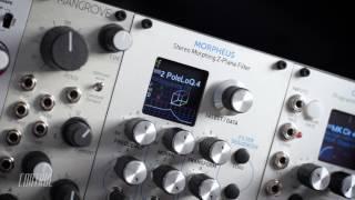 Sonic Scenarios Rossum Electro Morpheus Part 2 Exploring the Cube