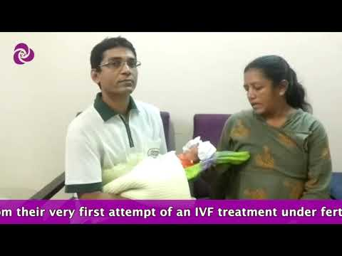 Life Changing IVF Results In 1st IVF Cycle - IVF Success
