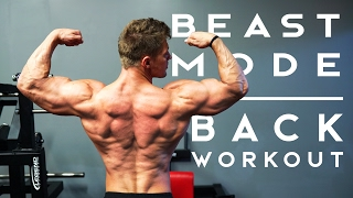 Beast Mode Back Workout | Trainer Edition | Ep. 12