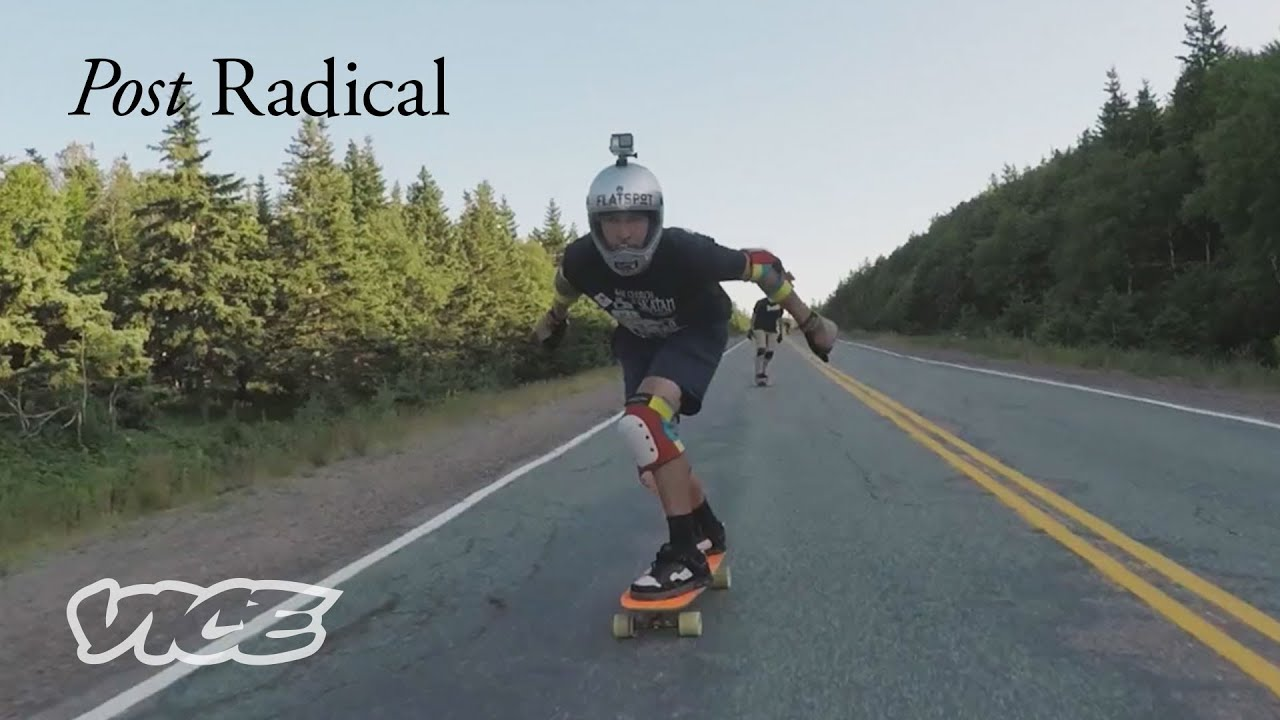 Skating Downhill at 70 Miles Per Hour   Post Radical
