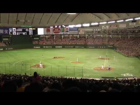 【ジャイアンツ】ファイター・バタフライ「巨人1イニング 12得点」その②