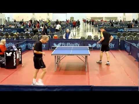 Samson Dubina vs Dan Seemiller