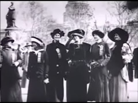 Equality: History of Women's Movement