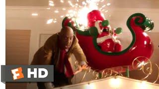 Almost Christmas (2017) - He Killed Santa Scene (2/10) | Movieclips