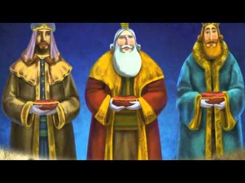 Los Reyes Magos de Oriente (iPad / iPhone) 2014 - Three