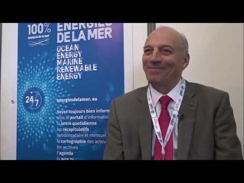 Hubert Dejean de La Batie 3/3 (extrait d'archives Ocean Energy Europe)