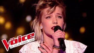 The Voice 2015 │Madeleine Leaper - Le Temps des fleurs (Dalida)│Épreuve Ultime