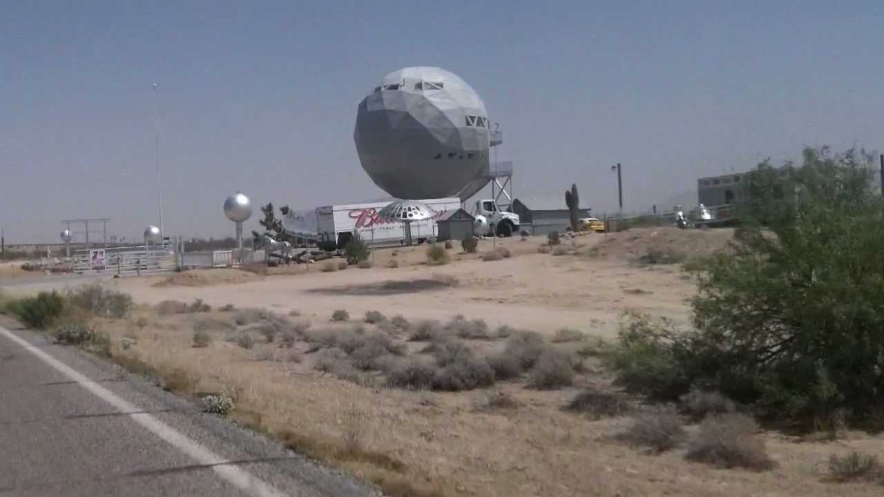 Ufo House In Arizona To Become Like The Roswell Nm Ufo