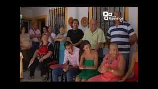 FIESTA FLAMENCA - Duende Sandra Zarzana - www.canalflamencotv.com