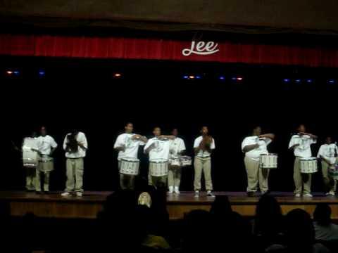 Bellingrath Junior High School Drumline Pt. 2